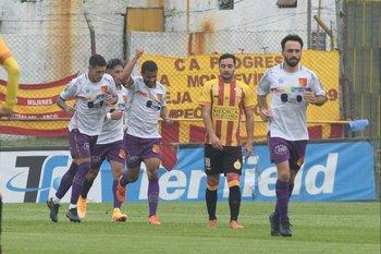 Gol de Pablo Silva