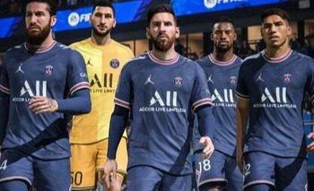Así se verán los jugadores en la nueva simulación de Electronic Arts