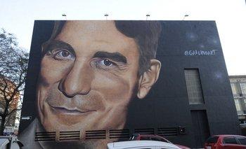 El mural de Antonio Grompone en el IPA
