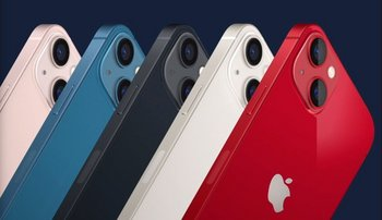 El iPhone 13 viene en diferentes colores.