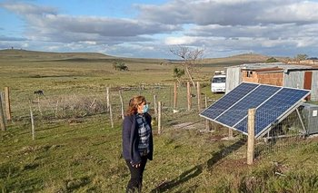 La instalación de los primeros kits solares comenzarán en diciembre.