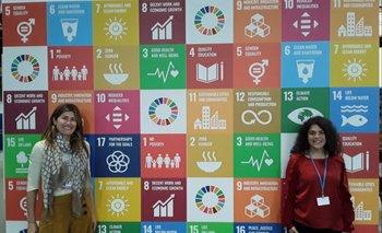 Mariana Robano y Mariale Ariceta, cofundadoras de ReAcción