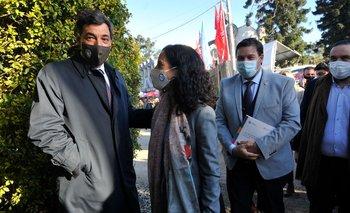 La ARU valoró la gestión del equipo económico durante la pandemia.