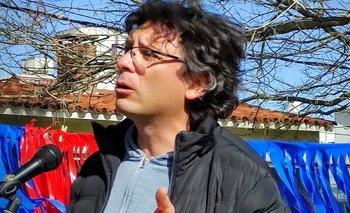 Óscar Amigo, diputado por el MPP