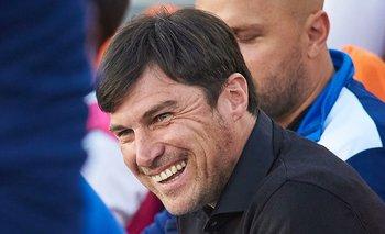 Alexander Medina, entrenador de Talleres de Córdoba de Argentina