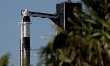 Los tripulantes permanecerán tres días en el espacio.