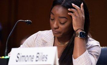 Simone Biles declaró por los abusos que sufrió