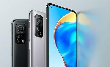 Los nuevos celulares de Xiaomi