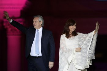 El gobierno argentino atraviesa una crisis política.