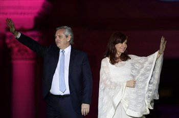 Alberto y Cristina, enfrentados