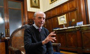 Javier García defendió el proceso de inversiones que está llevando adelante su cartera