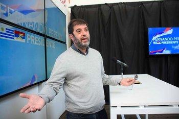 Pereira señaló que la Jutep no tiene que ser un organismo de ajuste político