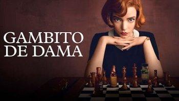 Gambito de Dama, la serie de Netflix