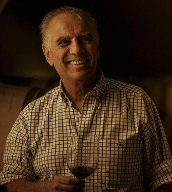 El empresario Alejandro Bulgheroni lleva invertidos u$s 76,8 millones en el negocio del vino en Argentina.