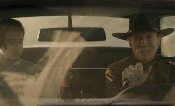 """Clint Eastwood vuelve al cine a los 91 años con """"Cry Macho"""""""