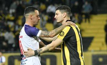 Estoyanoff con Álvarez Martínez