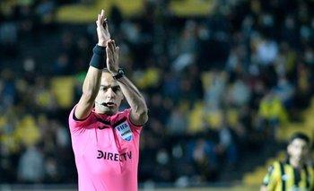 Esteban Ostojich estará en el VAR de un partido muy importante para Peñarol