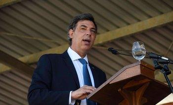 Gonzalo Valdés Requena, presidente de la ARU.