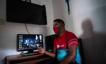Zacary Egea, gamer de NFT.