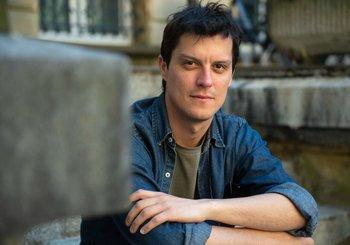 El cineasta uruguayo Agustín Banchero