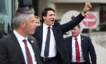 Justin Trudeau se proclama vencedor de las elecciones en Canadá, sin obtener la mayoría que esperaba