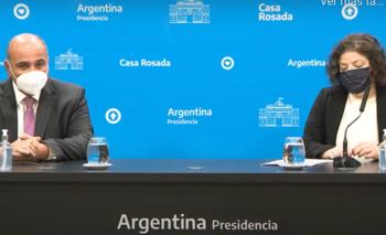 Argentina abre fronteras desde el 1 de octubre