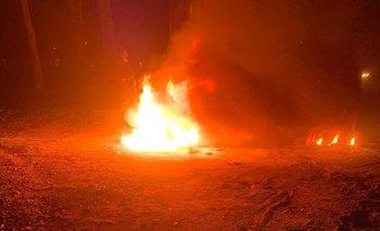 La explosión se produjo sobre las 3 de la madrugada