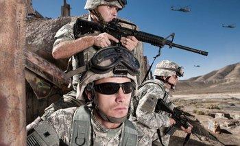 Por cada soldado estadounidense en Afganistán había dos contratistas.