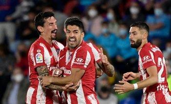 Luis Suárez logró una marca imbatible en España