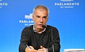Eduardo Antonini, diputado del FA