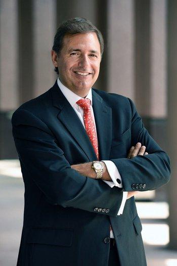 Jorge Giannattasio, encargado regional de la operativa de la cadena hotelera Hilton en Latinoamérica.
