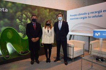 Guzman Acosta y Lara, Leticia Lago y José Luis Aiello