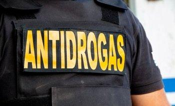 Las brigadas antidrogas de Montevideo y Rivera encabezaron los procedimientos