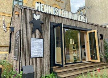 La bilbioteca humana en Copenhague