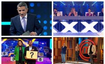 Concursos, certamenes y juegos de preguntas: los formatos internacionales dominan la tv uruguaya