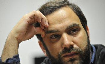 Gonzalo Civila en entrevista con El Observador