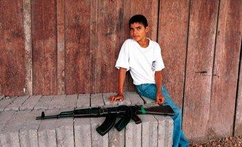 Se estima que durante el conflicto la menos unos 19.000 menores de edad fueron reclutados por grupos armados ilegales, en especial por las FARC