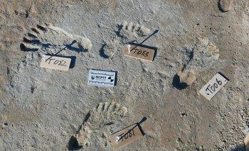 Las huellas pertenecen a niños y adolescentes que vivieron hace al menos 21.000 años