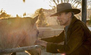 Clint Eastwood volvió con Cry Macho