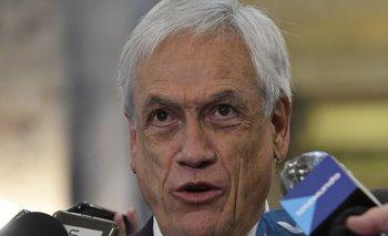 Fiscalía chilena abre investigación contra Piñera