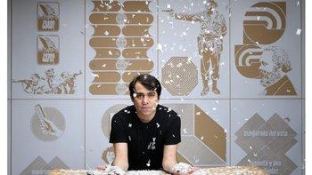 Hamlet Lavastida es uno de los rostros internacionales más conocidos del arte político joven cubano