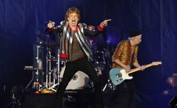 Los Stones retiraron un clásico de su repertorio