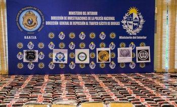"""Ministerio destacó el """"gran golpe"""" al narcotráfico"""