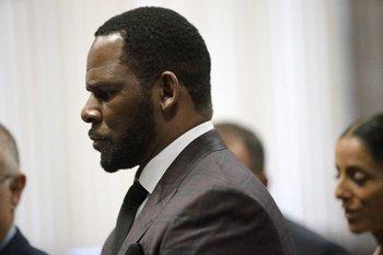 R. Kelly fue condenado a cadena perpetua