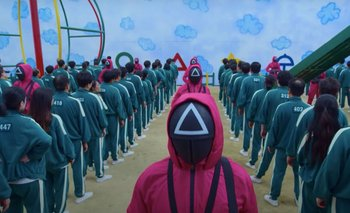 La serie surcoreana se transformó en un éxito de la plataforma de streaming
