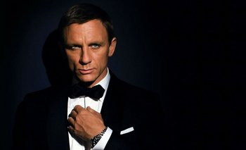 Daniel Craig protagonizó cinco películas del espía
