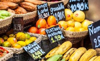El precio promedio real de los alimentos ha estado subiendo desde el año 2000