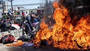El ataque, calificado de xenófobo, generó una fuerte controversia en medio de una delicada situación que viven algunas ciudades chilenas