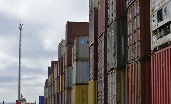 Cinco buques cancelaron su ruta con el puerto de Montevideo.