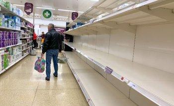 Reino Unido está sufriendo problemas en la cadena de suministro